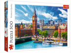 Puzzle - Sunny day in London