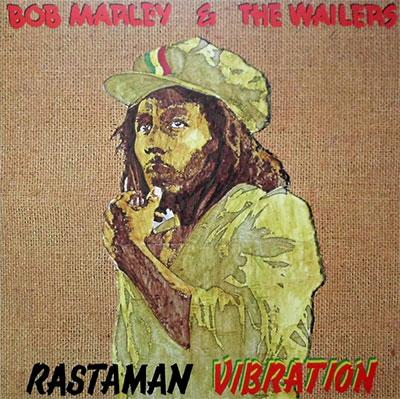 Rastaman Vibration (Vinyl)