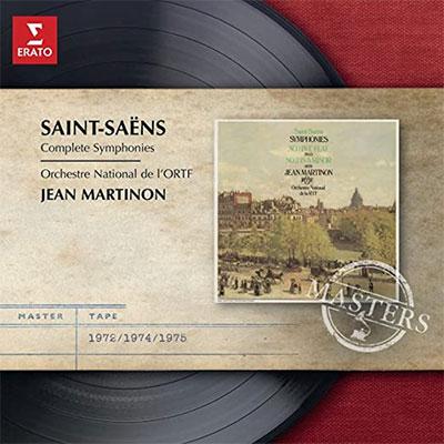 Saint-Saens: Complete Symphonies - Emi Masters, 2CD