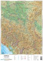 Školska karta Srbije, B3 u listu