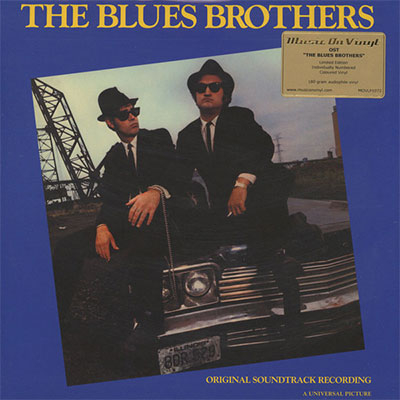 The Blues Brothers Ost (Vinyl) LP