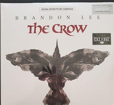 The Crow (Rocktober 2020 Vinyl) LP