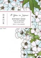 A Year in Japan, Birthday Book