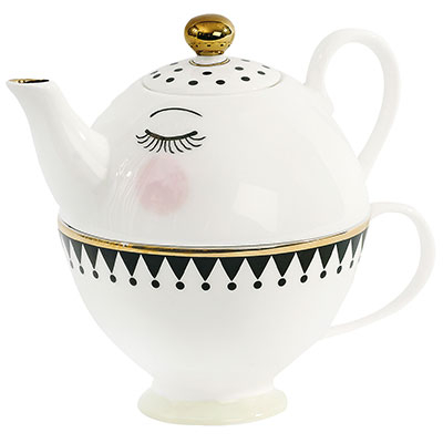 Čajnik - Icons, Tea4One