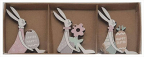 Uskršnja dekoracija - Easter Rabbit, set