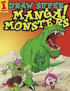 Draw Super Manga Monsters!
