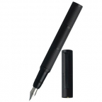 Hugo Boss Fountain Pen - Trilogy, Black