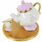 Kutija za nakit - Disney, Mrs Pot & Chip