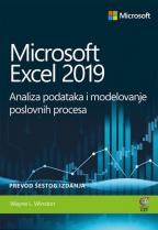 Microsoft Excel 2019: analiza podatka i modelovanje poslovnih procesa