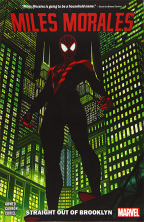 Miles Morales - Spider-Man: Straight Out Of Brooklyn (Vol.1)