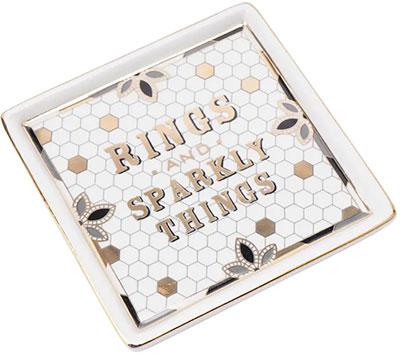 Posuda za prsten - Palazzo, Rings and Sparkly Things