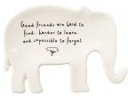 Posuda za prsten - Sent and Meant, Elephant