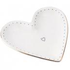 Posuda za prsten - Sent and Meant, Heart