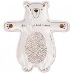 Posuda za prsten - With Love, Bear Hugs & Kisses