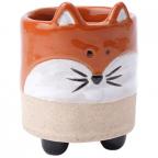 Saksija - Stoneware, Fox