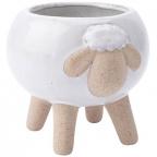 Saksija - Stoneware, Sheep