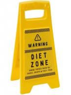 Stona poruka - Eureka, Diet Zone