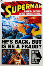 Superman: Back In Action