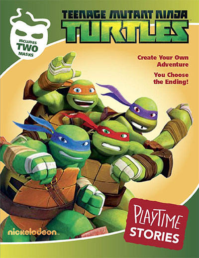 Teenage Mutant Ninja Turtles: Playtime Stories
