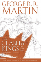 A Clash of Kings (A Song of Ice and Fire, Vol. 2)