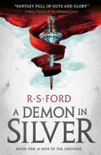 A Demon in Silver (War of the Archons, book 1)