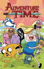 Adventure Time (Vol.2) (ADVENTURE TIME)