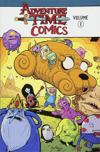 Adventure Time vol 1