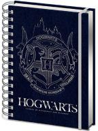 Agenda - Harry Potter, Crest, Hogwarts