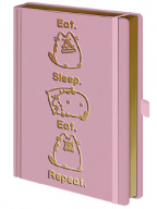 Agenda - Pusheen, Eat. Sleep. Eat. Repeat, A5