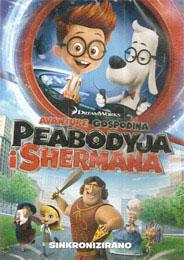 Avanture gospodina Peabodyja i Shermana, dvd