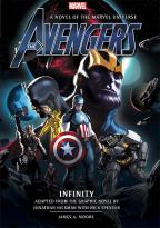 Avengers: Infinity Prose Novel: 3 (Marvel Original Prose Novels)