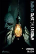 Batman: Sanatorij Arkham