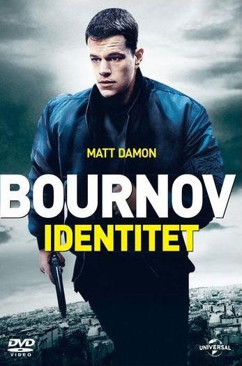 Bournov Indentitet, dvd