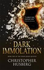 Chaos Queen - Dark Immolation (Chaos Queen 2): Book Two of the Chaos Queen Quintet