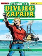 Dečak sa divljeg zapada 14 - Pirati sa Misurija / Četiri keca
