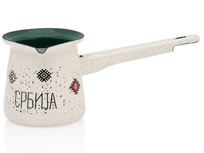 Džezva - Metalac, Priče iz Srbije, za 2 kafe