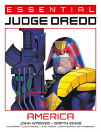 Essential Judge Dredd: America