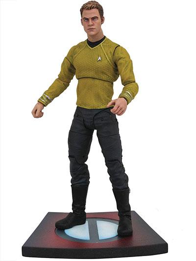 Figura - Star Trek Select, Captain Kirk