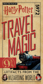 Harry Potter: Travel Magic Platform 9¾: Artifacts from the Wizarding World