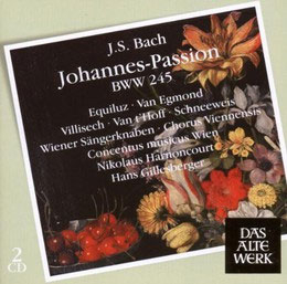 J.S. Bach - St John Passion (2 x CD)
