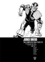 Judge Dredd: The Complete Case Files, Vol. 10