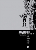 Judge Dredd: The Complete Case Files, Vol. 9