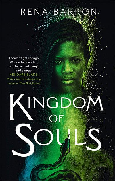 Kingdom of Souls: Book 1 (Kingdom of Souls trilogy)