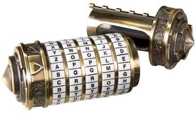 Kripteks Mini - The Da Vinci Code