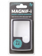 Lupa - MAGNiF-i Pocket Lighted Magnifier