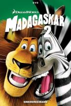 Madagaskar 2, dvd