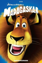 Madagaskar, dvd