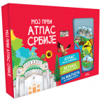 Moj prvi atlas Srbije