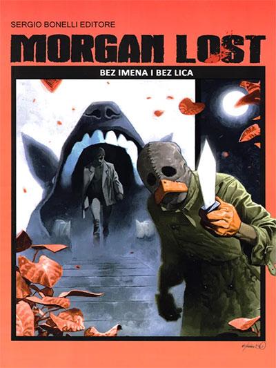 Morgan Lost 10 - Bez imena i bez lica