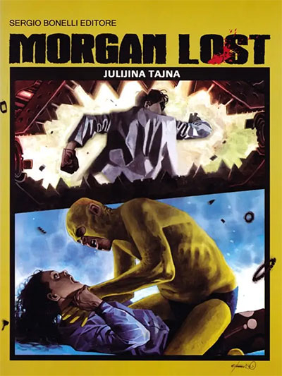 Morgan Lost 13 - Julijina tajna